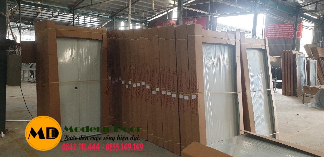 ưu điểm của cửa gỗ chống cháy