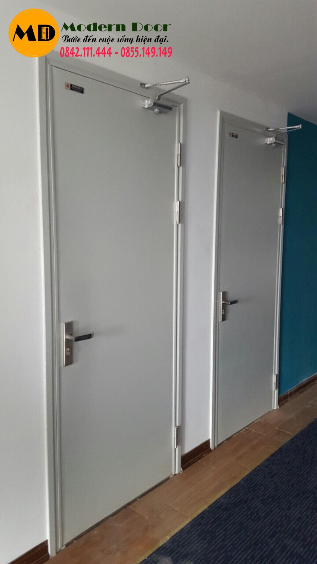 ứng dụng của cửa chống cháy