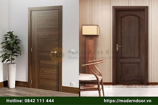 Cân nhắc vị trí lắp đặt phù hợp cho mỗi loại cửa