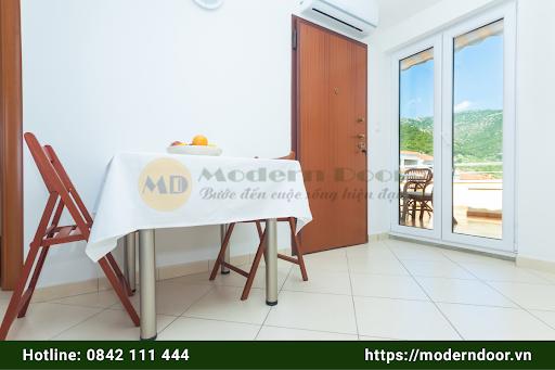 Cửa gỗ HDF Mordern Door