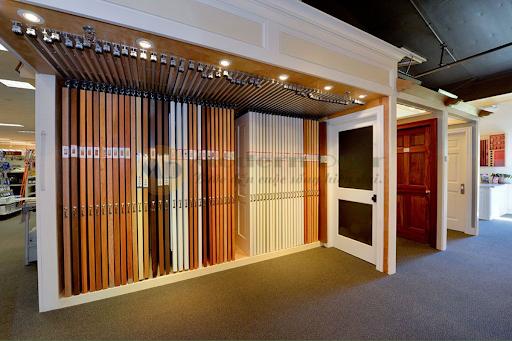 Quy mô sản xuất cửa gỗ công nghiệp siêu lớn tại Modern Door