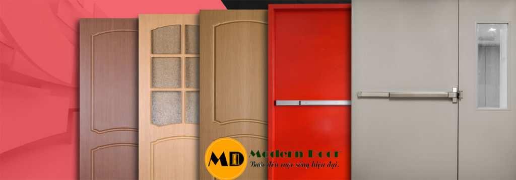 cửa chống cháy giả gỗ