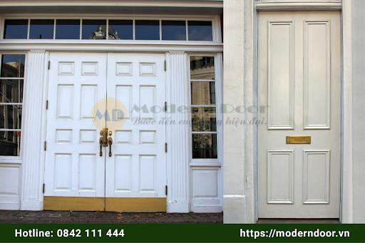 Cửa HDF Modern Door