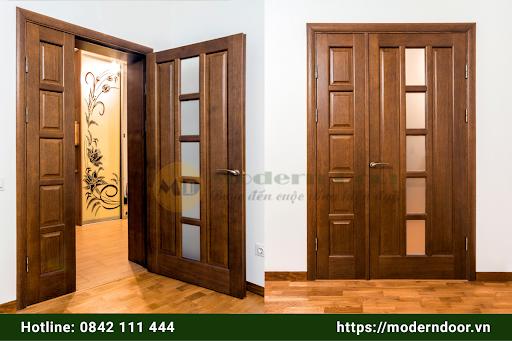 Cửa HDF tại Modern Door