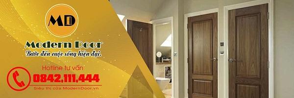 Modern Door - chuyên sản xuất cửa gỗ MDF Laminate