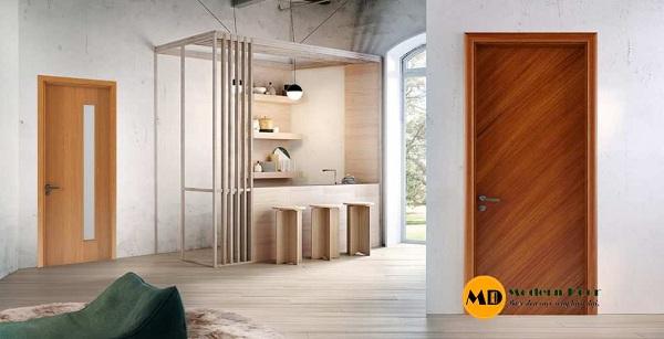 Ưu điểm cửa gỗ công nghiệp Laminate