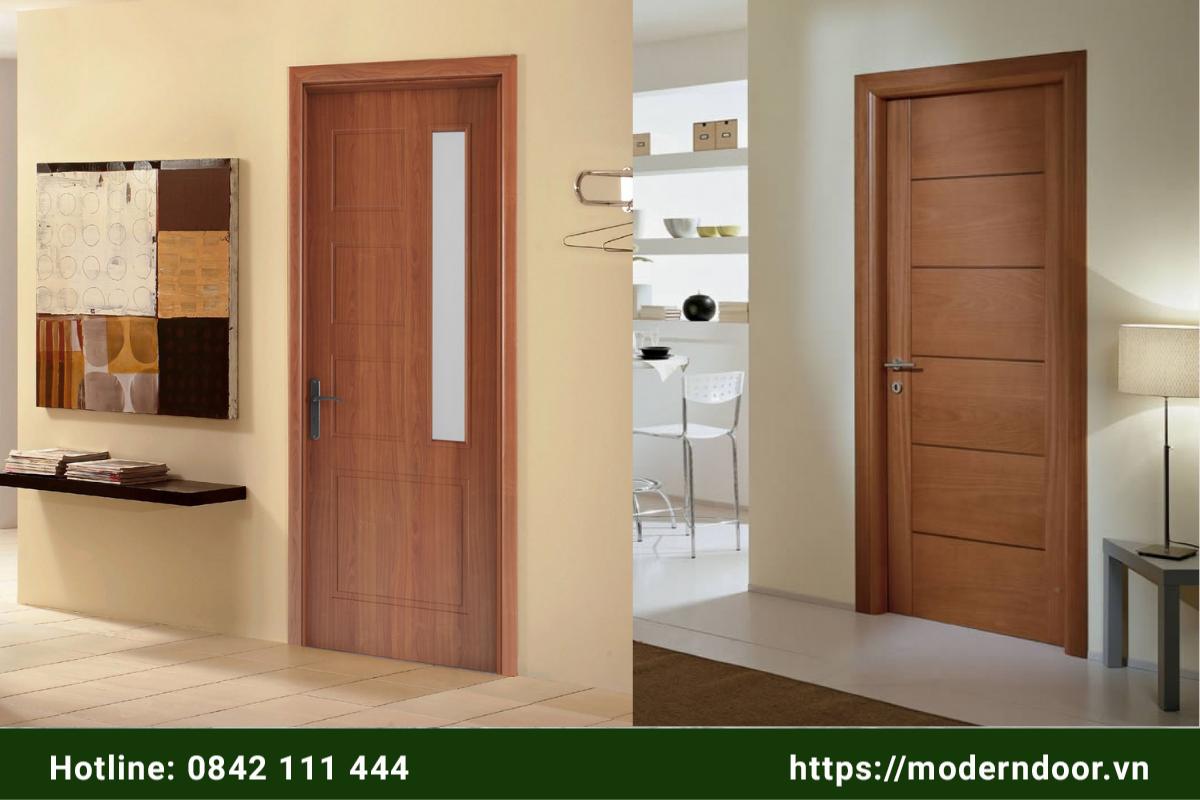 cửa gỗ công nghiệp MDF cho khách sạn