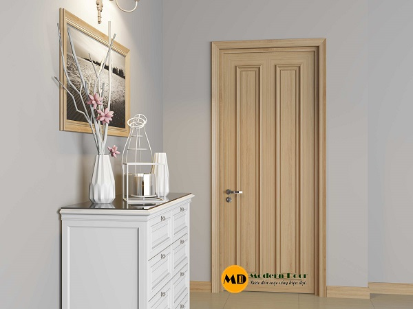 tính thẩm mỹ cao của cửa gỗ giá rẻ