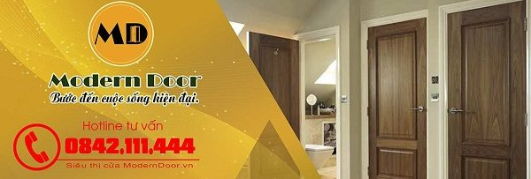 Moderndoor cung cấp cửa gỗ giá rẻ