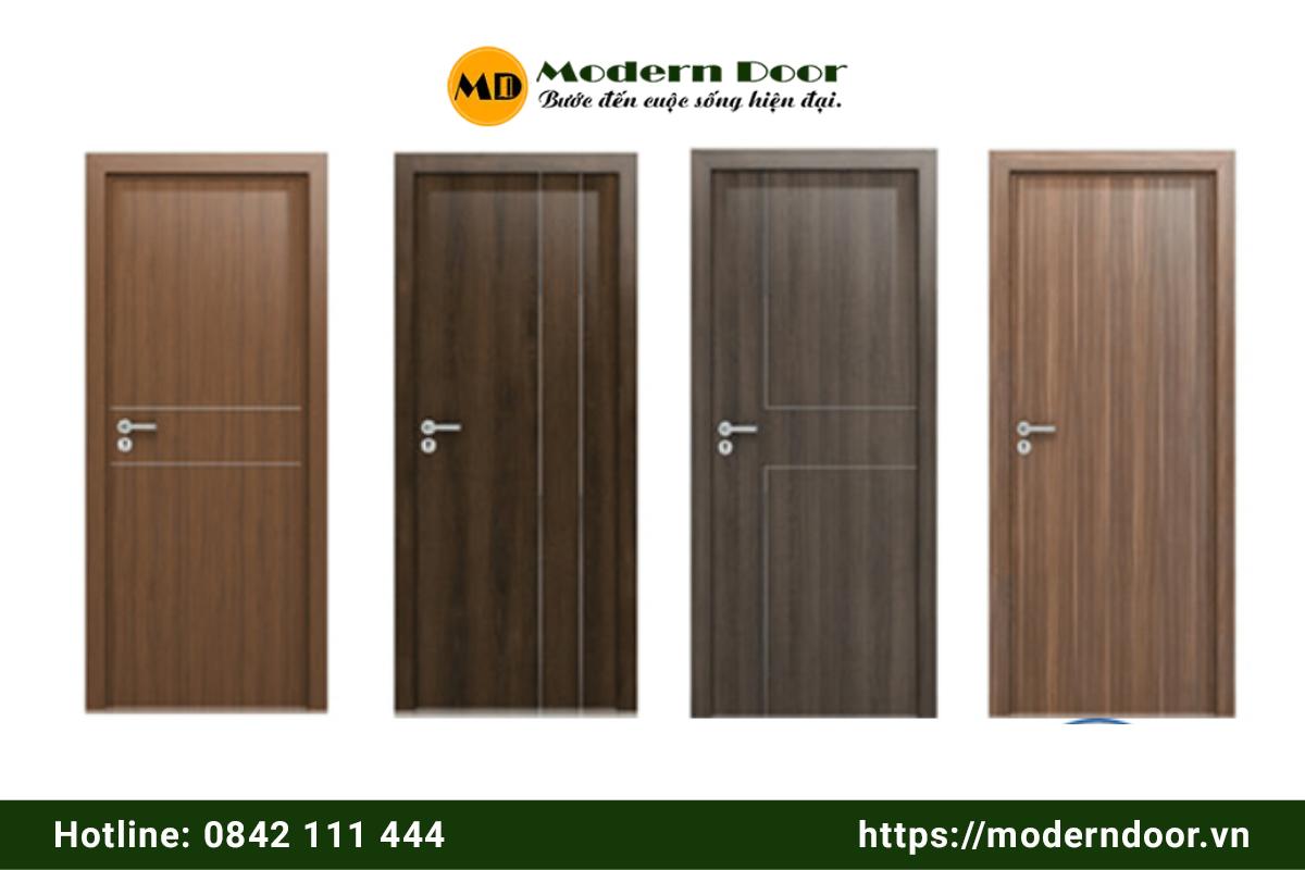 cửa gỗ laminate