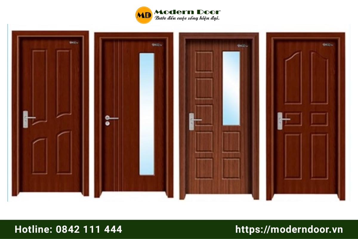 cửa mdf