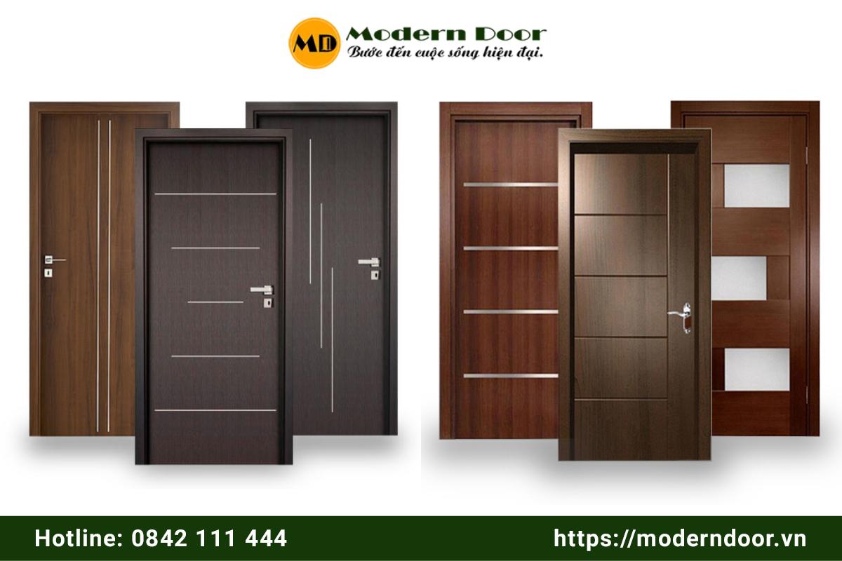 cửa gỗ melamine