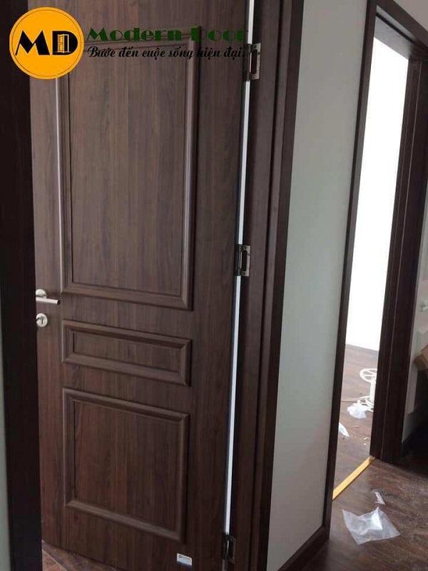 Cửa Composite thích hợp với nhiều không gian khác nhau