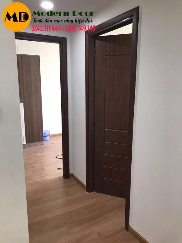 Lựa chọn cửa có kiểu dáng sang trọng, nâng tầm không gian