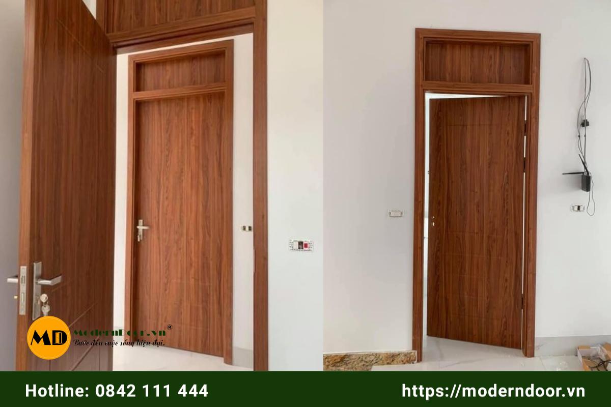 cửa phủ gỗ đẹp