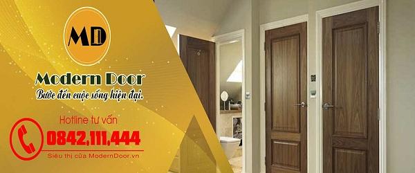 Modern Door chuyên cung cấp cửa chống cháy chất lượng