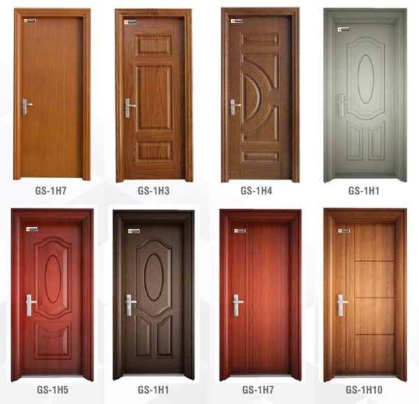 chất lượng cửa thép vân gỗ