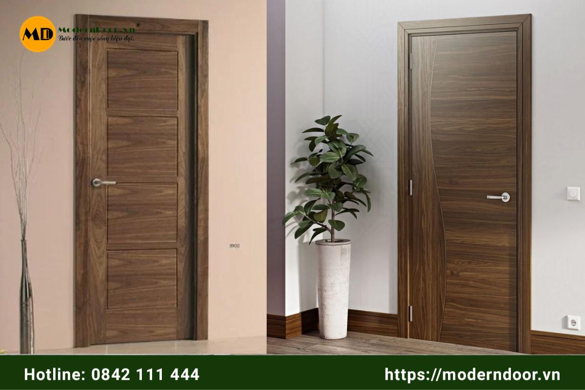 Cửa hàng cửa gỗ công nghiệp Đà Nẵng