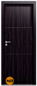 Cửa gỗ MDF Laminate PHỦ L2
