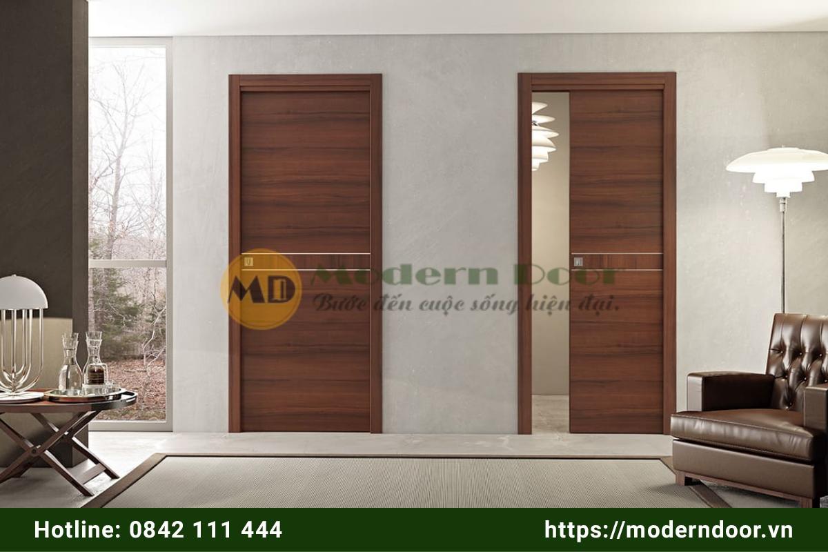 Cửa gỗ công nghiệp Phan Thiết